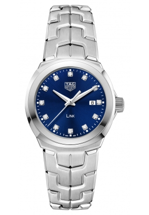 TAG HEUER LINK LADY WBC1318.BA0600, 32MM