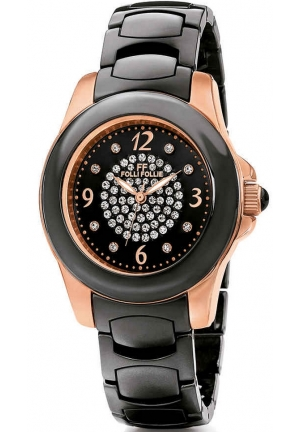 CRYSTAL TIME WATCH
