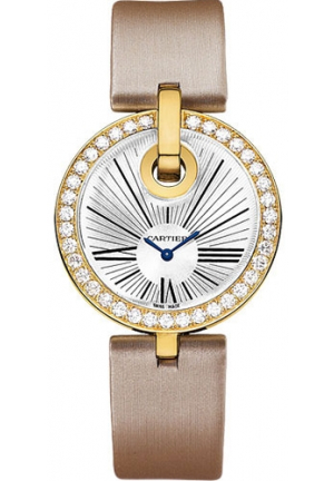 Cartier Captive de Cartier Yellow Gold Watch WG600010