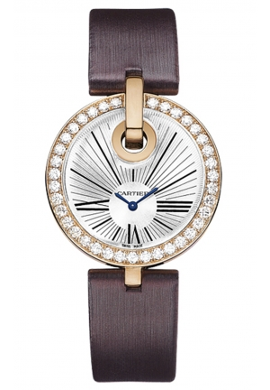 CAPTIVE DE CARTIER LADIES WATCH 35MM , WG600011