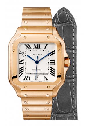 SANTOS DE CARTIER WATCH WGSA0007, 39.8MM