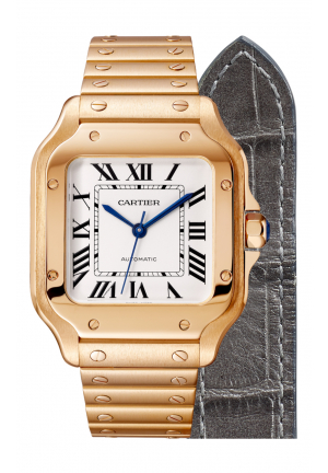 SANTOS DE CARTIER WATCH WGSA0008, 35.1MM
