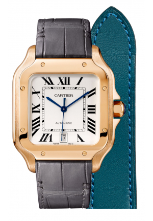 SANTOS DE CARTIER WATCH WGSA0011, 39.8MM