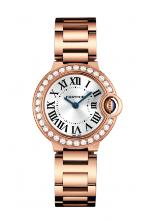 CARTIER BALLON BLEU DE WATCH WJBB0015, 28MM