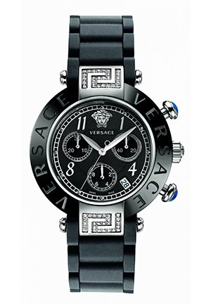 Women's Chronograph Diamonds Watch, 40mm