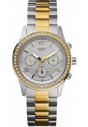 Women's Chronograph Two-Tone Stainless Steel Bracelet 39mm