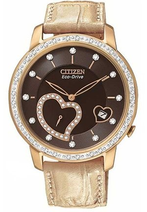 Women's Desire Eco-Drive Rose Gold Tone Desire Watch 38mm