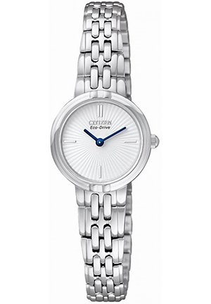 Women's Eco-Drive Silhouette Watch 21mm