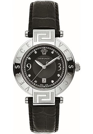 Women's Reve Black Dial Watch 34mm