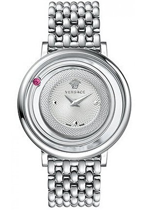 Women's Swiss Venus Stainless Steel Bracelet 39mm