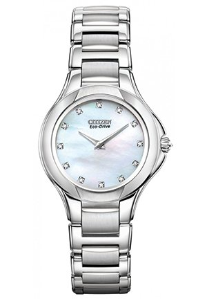 Women's The Signature Collection Eco-Drive Fiore Watch 30mm