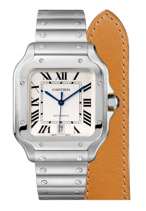 ANTOS DE CARTIER WATCH WSSA0009, 39.8MM X 47.5MM