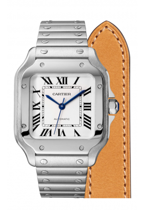 SANTOS DE CARTIER WATCH WSSA0010, 35.1MM X 41.9MM Giá: 172,500,000đ 155,250,000đ (-10%)