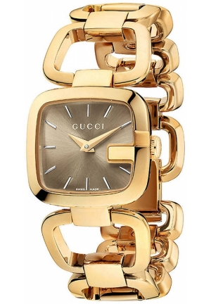 GUCCI Ladies' Small Gold watch 24mm