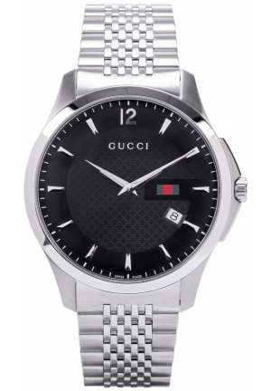 Gucci - G-Timeless Stainless Steel Watch 40mm