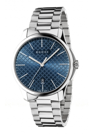 GUCCI G-Timeless Slim Collection Stainless Steel Watch  40mm