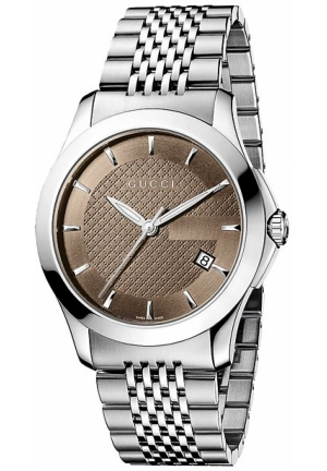 Gucci - G-Timeless Stainless Steel Watch 38mm