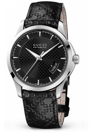 Timeless Collection Automatic Watch with Black Dial, 38mm