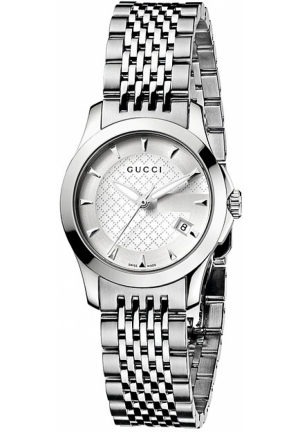 Gucci - G-Timeless Stainless Steel Watch Jewelry  27mm