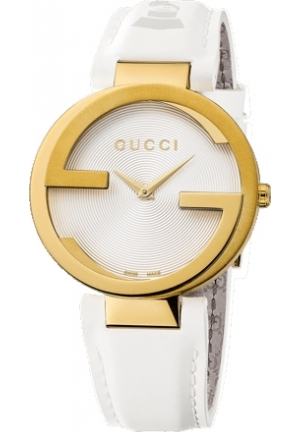 Gucci Unisex  Interlocking GRAMMY Special Edition White Watch