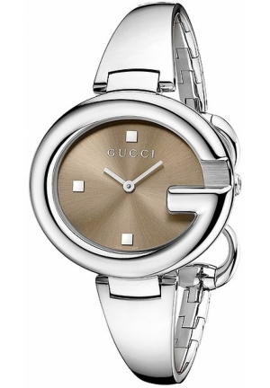 Guccissima Stainless Steel Bangle Watch Jewelry 36mm