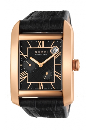 GUCCI Handmaster 18k pink Gold Limited Edition Watch  32.5mm x 33mm