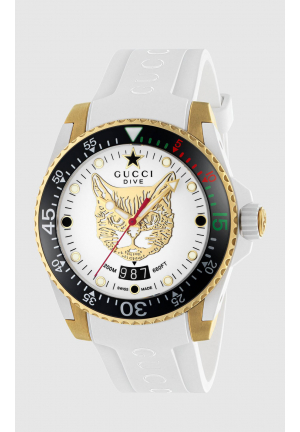 GUCCI DIVE WATCH, 40MM