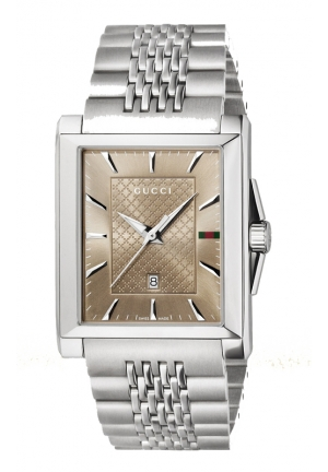 GUCCI G-Timeless Collection Medium Rectangle Watch  38mm